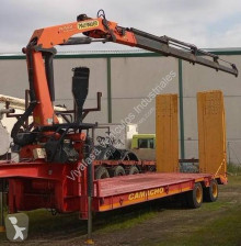 Equipamientos Palfinger PK15002 grúa auxiliar usado