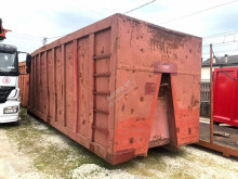 Carrosserie caisse polybenne CONTAINER SCARRABILE A CIELO APERTO PER INGOMBRANT