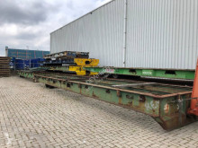Equipamientos carrocería chasis MAVI trailers 20ft 30ft 40ft