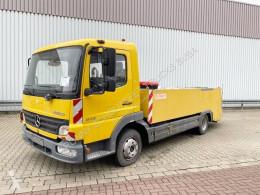 Maquinaria vial Atego 815 L 4x2 Atego 815 L 4x2, Zellinger Saug-/Spülwagen camión limpia fosas usado