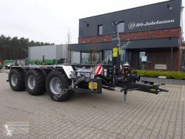 Remorque benne Pronar Container- Hakenlifter, T 386, Tridem, Vorführfahrzeug