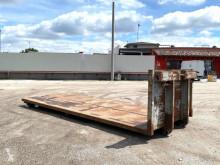 Equipamientos carrocería caja multivolquete PIANALE SCARRABILE USATO SENZA SPONDE CON GALLETTI