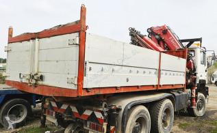 Equipamientos carrocería caja multivolquete Quita y pon