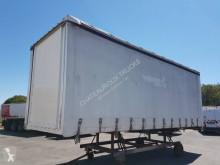 تجهيزات الآليات الثقيلة Renault Midlum هيكل العربة صندوق بستائر منزلقة مستعمل