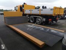 Equipamientos carrocería caja multivolquete Forez-Bennes
