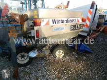 Multicar Salzstreufahrzeug Fiedler FSH 30 Edelstahl - Streuer V2A