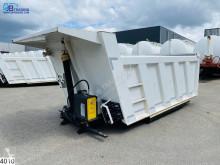 Equipamientos carrocería Hyva Tipper, steel