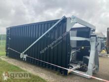 Equipamientos carrocería contenedor Fliegl ASA 7100 - Abschiebeaufbau Hakenlift