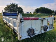 تجهيزات الآليات الثقيلة هيكل العربة حاوية Oehler