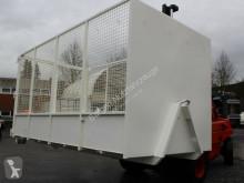 Neu Abrollcontainer City Holz 16m/3 neu Wechselpritsche