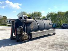 Equipamentos pesados carroçaria caixa polibasculante CISTERNA USATA CONTENITORE PER MATERIALE LIQUIDO C