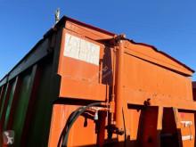 CONTAINER SCARRABILE SEMI NUOVO PER MATERIALI INGO tweedehands carrosserie laadbak voor kraan met kipper