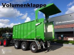 Kontejner Euro-Jabelmann Container 4500 - 6500 mm, mit hydr. Klappe, Einzelstücke