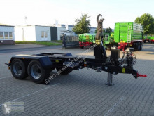 Plateau porte-matériel Pronar gebr. Containerfahrzeug, Hakenlifter, T 185, 15 to, Bordhydr., Bauj. 2020