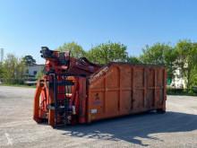 Equipamientos carrocería caja multivolquete CONTAINER SCARRABILE USATO IN FERRO A CIELO APERTO
