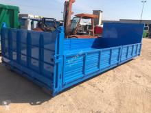 Equipamientos carrocería caja multivolquete CONTAINER A PIANALE CON SPONDE E PIANTONI RIMOVIBI