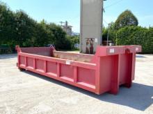Equipamientos carrocería caja multivolquete CONTAINER SCARRABILE SEMI NUOVO A CIELO APERTO PER
