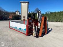 Equipamentos pesados carroçaria caixa polibasculante PIANALE SCARRABILE CON SPONDE IN ALLUMINIO TR1 USA