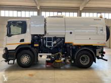 Scania zametací stroj nový