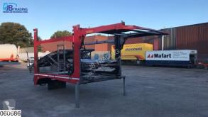 Carrosserie Rolfo Car transporter Front system
