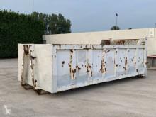 Skip loader box bodywork CONTAINER USATO A CIELO APERTO CON APERTURA POSTER
