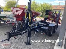 Remolque agrícola caja abierta portamaterial Pronar T 185/1