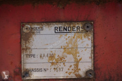 Voir les photos Équipements PL Renders RA400 20ft Afzetsysteem
