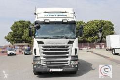Voir les photos Équipements PL Scania Scania R 480 6x2