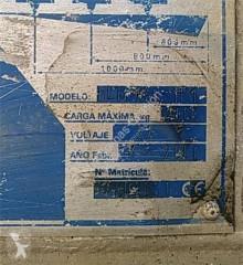 Voir les photos Équipements PL nc MERCEDES-BENZ ATEGO 1523 A