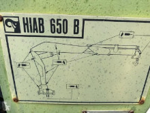 Voir les photos Équipements PL Hiab HB650