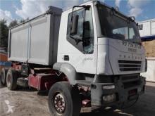 Voir les photos Équipements PL Iveco Marchepied pour camion  Trakker Cabina adel. tractor semirrem. 440 (6x4)T [12,9 Ltr. - 280 kW Diesel]