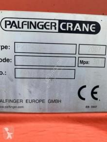 Voir les photos Équipements PL Palfinger GRUE 17502