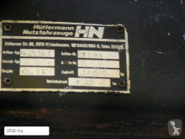 Voir les photos Équipements PL Hüffermann HÜFFERMANN- Kran und Greifer - HL 2655 S