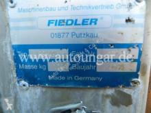 Bilder ansehen Multicar Fiedler FSH 30 Edelstahl - Streuer V2A Strassenreiniger
