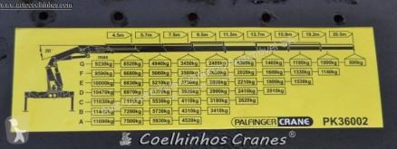 Преглед на снимките Оборудване за камиони Palfinger