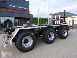 Voir les photos Équipements PL Pronar Containeranhänger Containerfahrzeug Hakenlifter T 386, Tridem, 33 to, NEU, sofort ab Lager
