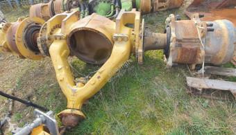 Caterpillar 769C - 769D - 771C - 771D punte şi nasul punţii second-hand