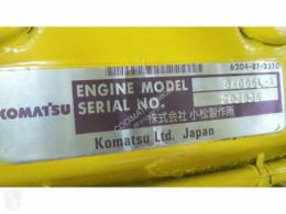 Komatsu PW130-6 used motor