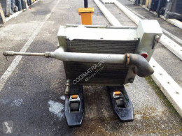 Liebherr A312 used cooling radiator
