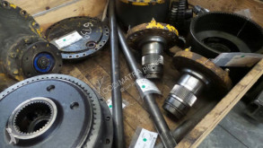 Hanomag propeller shaft
