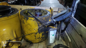 JCB 3CX used differential