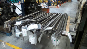 Bell propeller shaft