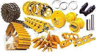 new equipment spare parts