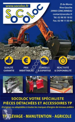 nc SPECIALISTE PIECES TP equipment spare parts