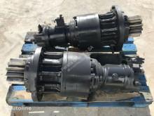 Peças máquinas de construção civil Kawasaki Moteur hydraulique pour excavateur motor usado