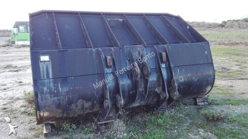 View images Caterpillar Balde 966G ou 950G equipment spare parts
