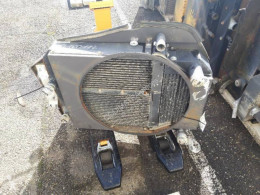 Mecalac 12MTX used cooling radiator