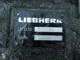 Pont & nez de pont Liebherr L508P