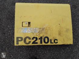 Komatsu PC210-6 porte occasion
