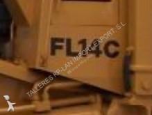piese de schimb utilaje lucrări publice Fiat Différentiel (PIEZAS / DESGUACE) pour excavateur FL14C pour pièces de rechange